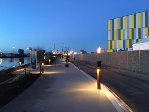 Titantic Walkway